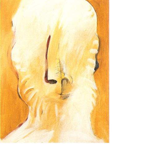Zelfportret / Geel